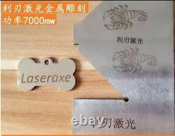 5500mw Usb Cnc Laser Graveur Machine De Marquage De Bois 100x100cm Kit De Bricolage