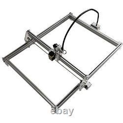 5500mw Usb Cnc Laser Graveur Wood Cutting Marking Machine 100x100cm Kit De Bricolage