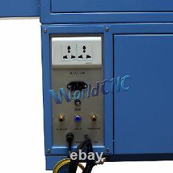 60w 700500mm Co2 Gravure De Gravure De Gravure De Gravure Et De Coupe Usb