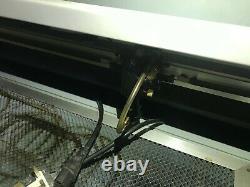 60w Co2 Graveur Laser Graveur Coupeur Machine À Découper