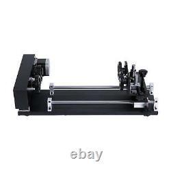 60w Co2 Graveur Laser Gravure Machine À Découper 600400mm Avec Axe Rotatif