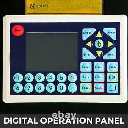 60w Co2 Gravure Au Laser Gravure De Gravure Machine De Découpe Dsp Control Imprimante Usb Cutter