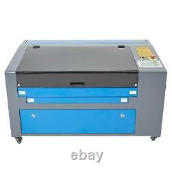 60w Co2 Laser Graveur Graveur Cutting Machine 600400mm Modèle De Brevet