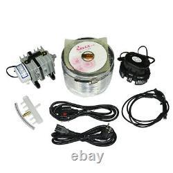 60w Co2 Laser Gravure Machine De Découpe Graveur Cutter Usb Port 600mmx400mm
