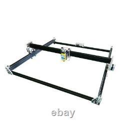 65cm65cm Grande Surface De Travail Bois Cnc Laser Gravure Machine De Coupe Strong! 40w