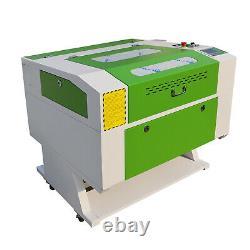 700x500mm Co2 Gravure Laser Tailleur Machine Graveur Coupeur Usb Motor Z Axe