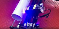 7w A Axis Metalgrave Cylindrical Cad Laser Gravure Machine Imprimante