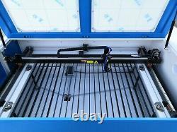 80w 1000x600mm Co2 Laser Gravure Graveur Coupeur Machine