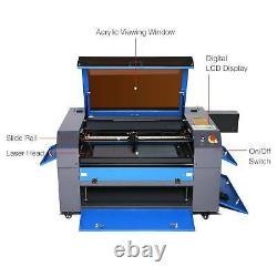 80w Co2 Graveur Laser Gravure Machine De Coupe 700500mm Modèle Breveté