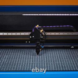 80w Co2 Laser Machine De Gravure Graveuse Coupe 700500mm Modèle De Brevet