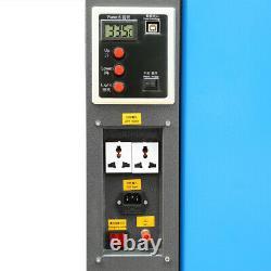 80w Co2 Usb Gravure Laser Graveur 700x500mm Coupeur De Coupe Avec 4 Roues