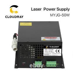Alimentation Laser 50w 60w Co2 Psu Pour Machine De Coupe De Graveur Laser