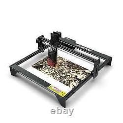 Atomstack A5 Gravure Laser 30w Machine De Coupe De Bois Bureau Bricolage Graveur Laser