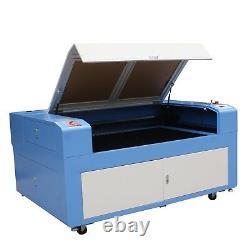 Chaud! 80w De Découpe Laser Et Gravure Taille De Travail Machine 1200900mm