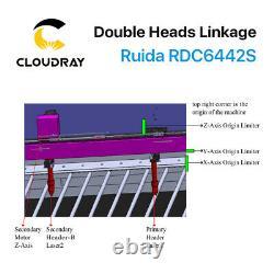 Contrôleur Laser Co2 Ruida Rdc6442s Pour Machine À Découper Au Laser