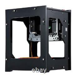 Dk-bl Diy 1500mw Usb Laser Graveur Imprimante Cutter Gravure Machine Is