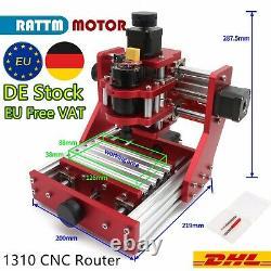 GB Full Metal 1310 Découpe De Bureau Fraisage Cnc Laser Router Machine