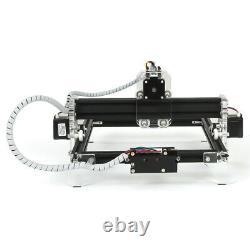 Graveur Laser De Bureau De Découpage De Découpage, Graveur Laser D'image De Logo De Diy 500mw