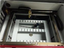 Gravure Au Laser 600400mm 80w Graveur De Co2 Coupeur Machine Diy Cutter Marquage