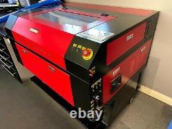 Gravure Laser Co2 / Machine À Découper 700mm X 500mm