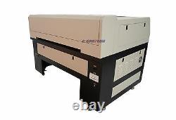 Haute Qualité 130cmx100cm Co2 Laser Cutter Coupe Graveuse Reci W4 Ce / Fda