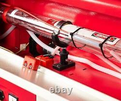 Hpc Laser / Graveuse / Lazer Machine De Coupe 680x400 Co2 Royaume-uni Offre 60watt Lazer
