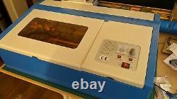K40 40w Laser Gravure Cnc Machine