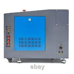 Machine À Découper Gravure Laser Co2 60w 600400mm Modèle De Brevet