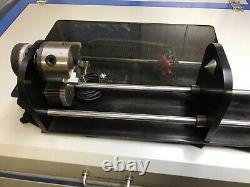 Machine De Coupe De Graveur Laser Co2 750 / 500mm 60w Avec Lots Accessoires