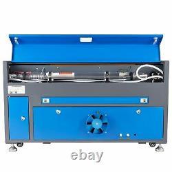 Machine De Gravure À Gravure Laser Co2 60w 600400mm Modèle De Brevet Utilisé