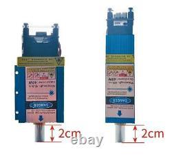 Machine De Gravure Cnc Laser Head 40w Blue Light Laser Module Pour Découper Du Contreplaqué