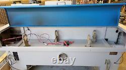 Machine De Gravure De Coupe De Laser