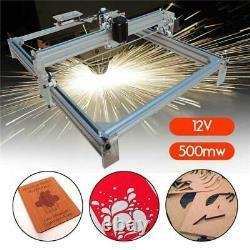 Machine De Gravure Laser Diy Kit Découpe 3000mw Imprimante De Bureau Outil En Bois