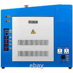 Mise À Jour 50w Co2 Laser Graver Machine Graver Cutter Usb 300x500mm