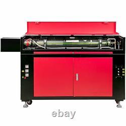Mise À Niveau 100w Co2 Laser Gravure Machine De Coupe 900x600mm Coupeur Usb Graveur
