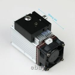 Neje 40w Cnc Laser Module Tête Ajustement Laser Gravure Machine Graveur