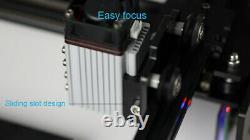 Neje Master 2s Max 30w Cnc Laser Gravure Machine À Découper Egraver Coupeur Ukship