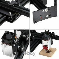 Neje Master-2s Plus 30 W Machine À Graver Au Laser Gravure Professionnelle