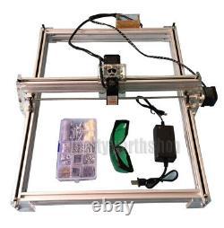 No Vat 4050cm 500mw Laser Cutting/graving Machine Diy Logo Image Marquage
