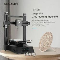 Original 3d Cp-01 3 In 1 Modular 3d Printer+laser Engrave+cnc Cutting