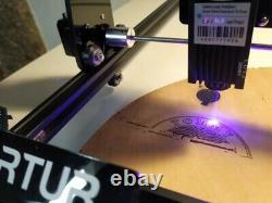 Ortur Laser Master 2-7w Machine À Découper + Accessoires Grande Zone De Travail