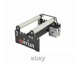 Ortur Laser Master 2 Gravure Accessoires De Machine À Découper, Roller Rotatif, Laser