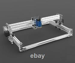 Pas De Tva 500mw 30x38cm A3 Stroke Bricolage Gravure Laser Imprimante Découper
