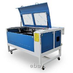 Reci W2 100w 1000x600mm Co2 Laser Gravure Graveur Cutter Machine Usb