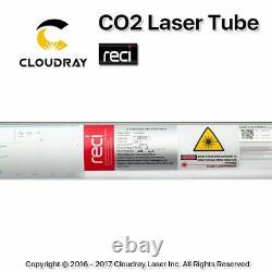 Reci W2 S2 Co2 Tube Laser Pour Couper La Machine De Gravure 90w -100w Boîtier En Bois