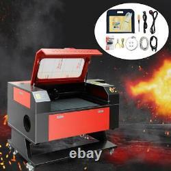 Ridgeyard 100w Co2 Gas Laser Gravure Coupe Graveur Machine 700500mm