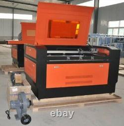Rs-1290 Laser Cutting / Machine De Marquage De Gravure 100 Watts Taille 1200mm X 900mm