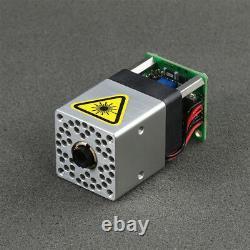 Tête Laser De Coupe Et Gravure 450nm, 2w Pour Les Machines D'impression Cnc Et 3d