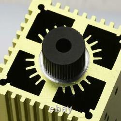 Tête Laser Du Module Laser 450nm 40w, Utilisée Pour La Gravure Au Laser Et La Découpe Au Laser