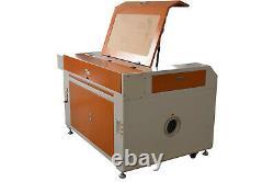 Toute Nouvelle Machine De Coupe De Gravure Au Laser De 100w De Co2 900600mm Usb Wooding Cutting